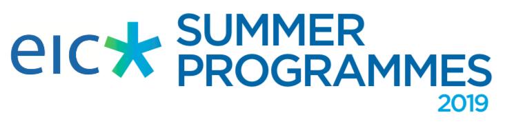 EIC Summer Programmes